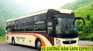 Sapa Express – xe giường nằm dịch vụ tốt | ĐẶT VÉ NGAY | 086.7786.074