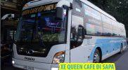 Queen Cafe – xe giường nằm giá rẻ cho sinh viên | ĐẶT VÉ NGAY | 086.7786.074