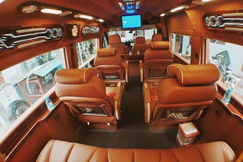 Nhà xe Limousine Green Lion Bus