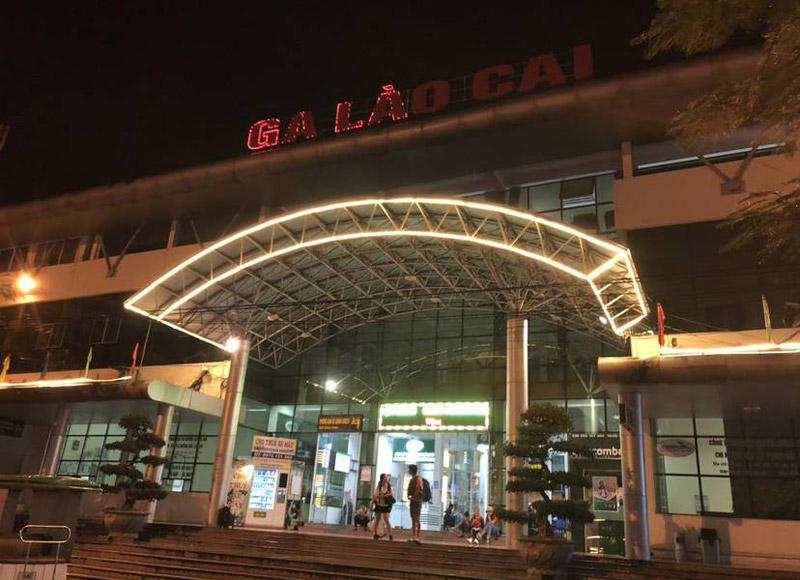 Ga Lào Cai